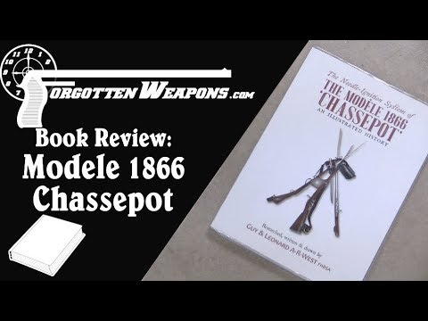 Book Review: The Modele 1866 Chassepot