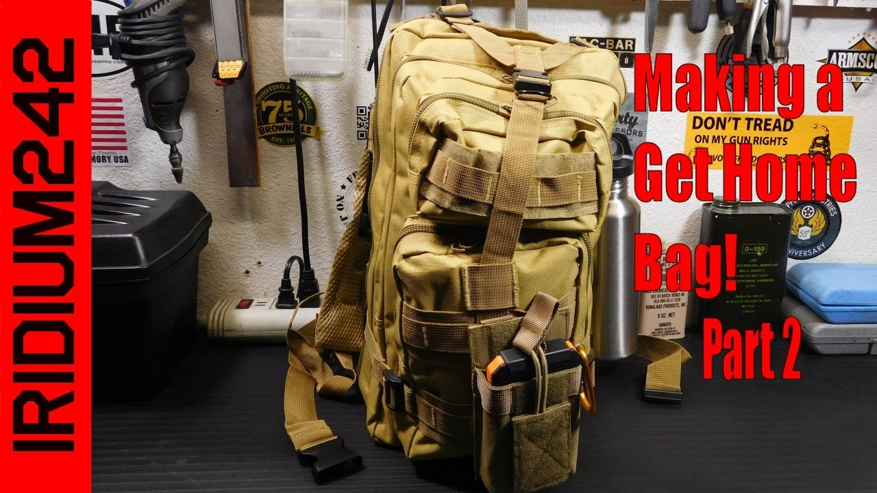 The Get Home Bag: Part 2