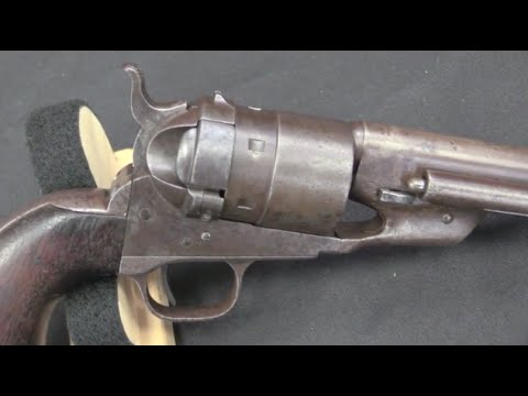 Colt Richards Conversion 1860 Army