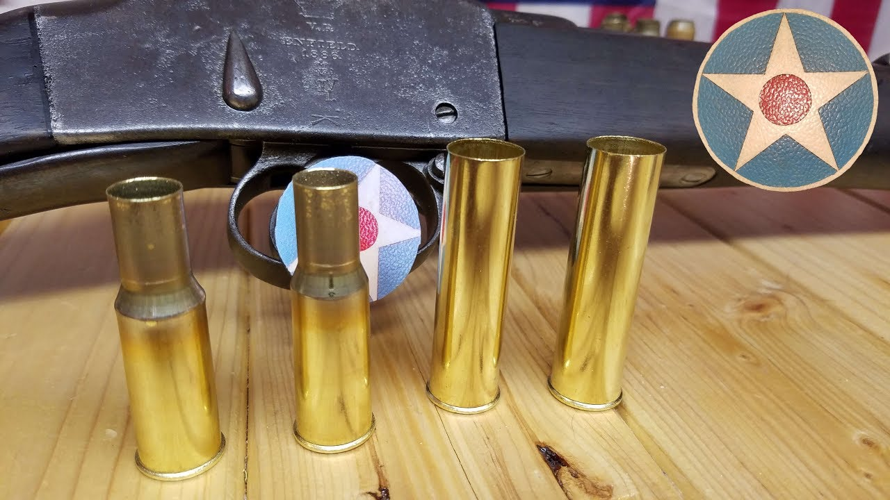 Forming & Trimming The 577/450 Martini Henry Case from 24 Gauge Shotgun Shells (First Attempt)