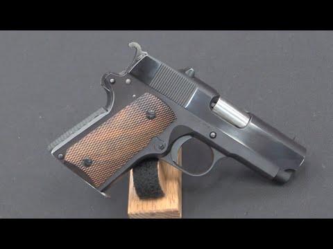 Detonics MkI: The Original Sub-Compact 1911