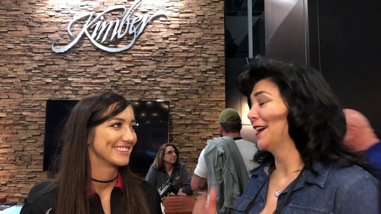 SHOT Show 2019 GFR Interview with Jacqueline Carrizosa