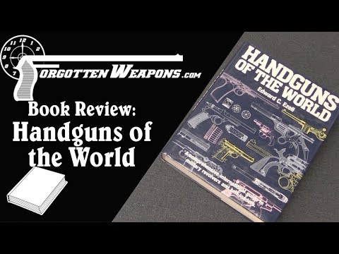 Book Review: Handguns of the World by Edward Ezell