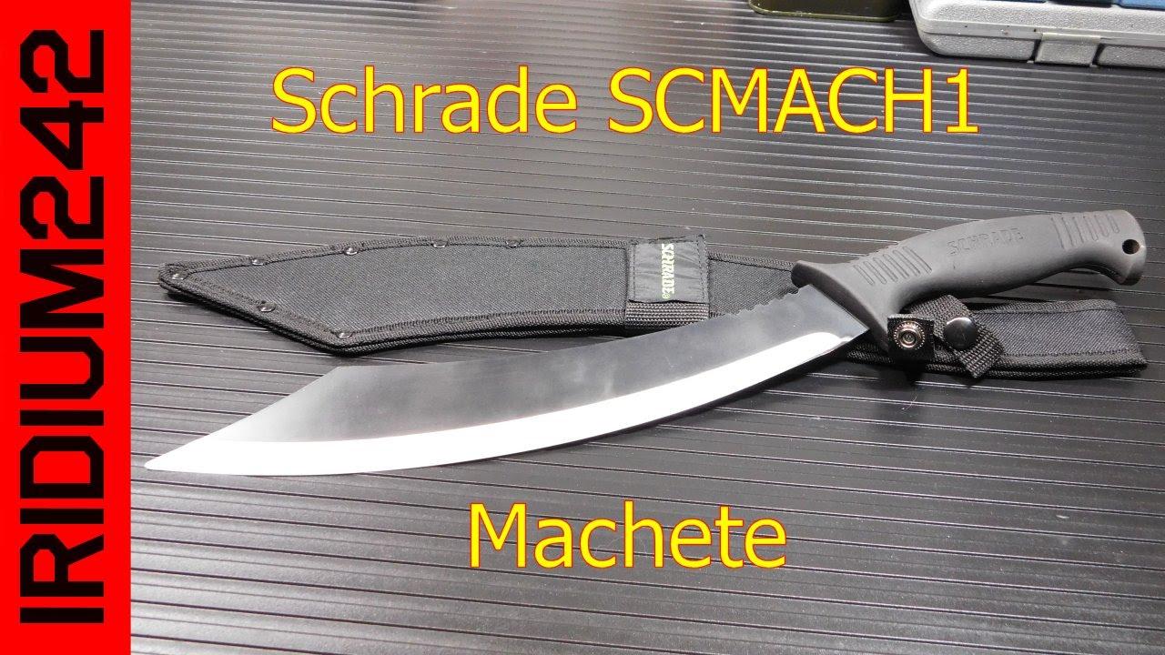 Schrade SCMACH1 Machete