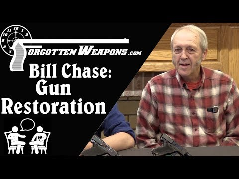 Interview: Bill Chase on Restoring Collectible Firearms