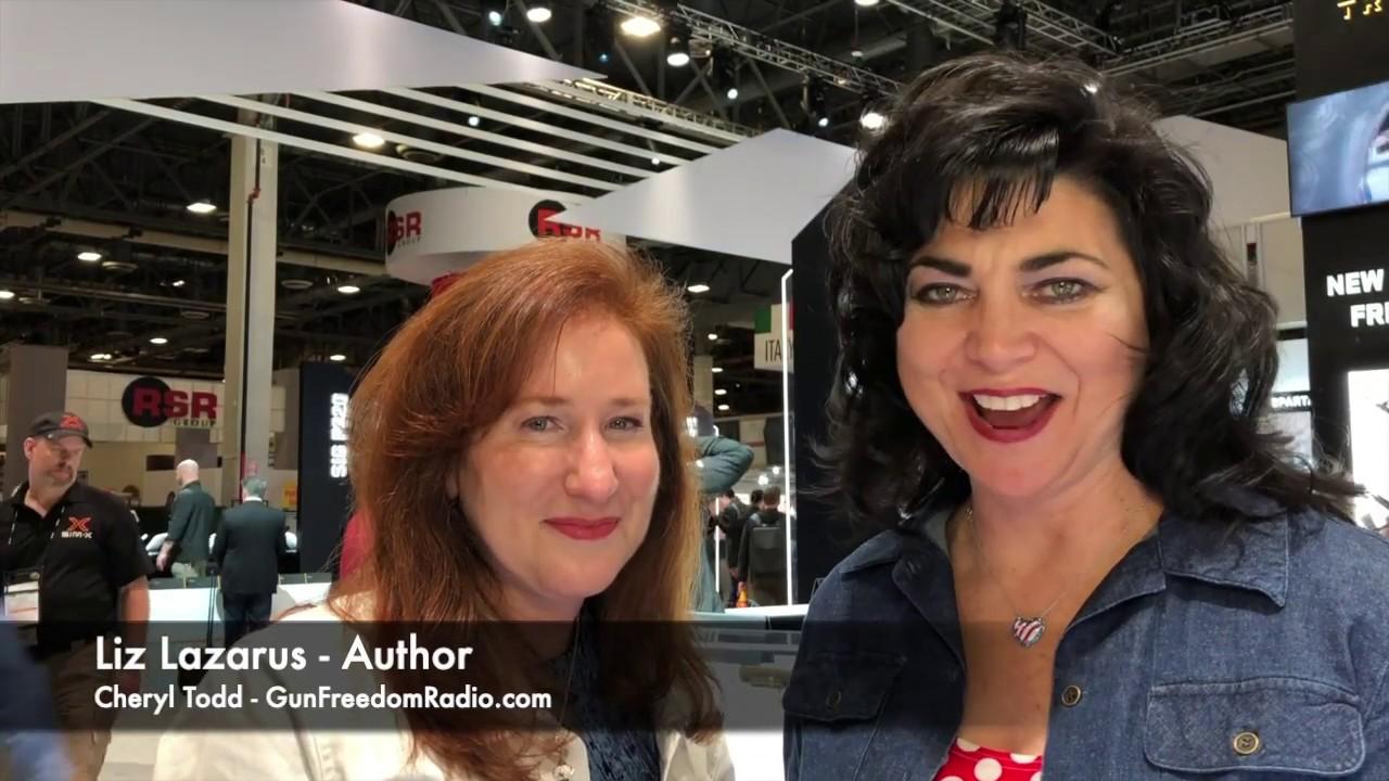 SHOT Show 2019 GFR Interview with Author - Liz Lazarus