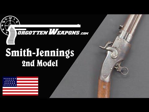 2nd Model Smith-Jennings Rifle