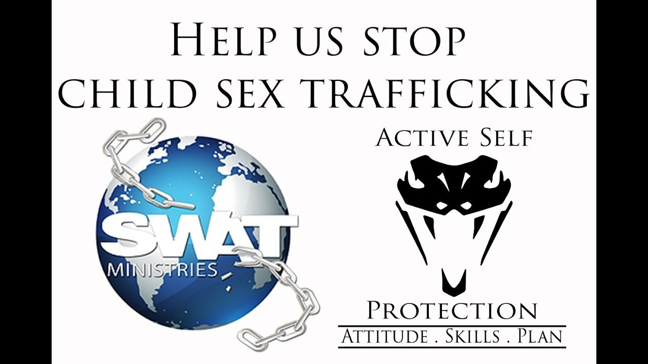 Help Us Fight Child Sex Trafficking! | Active Self Protection