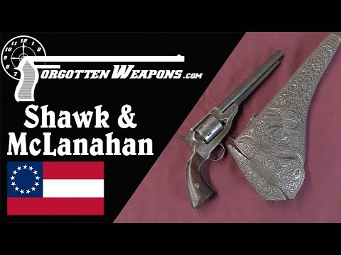 Shawk & McLanahan - A Would-Be St Louis Revolver Company