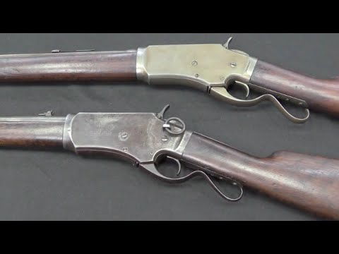 Whitney-Kennedy Lever Action Rifles