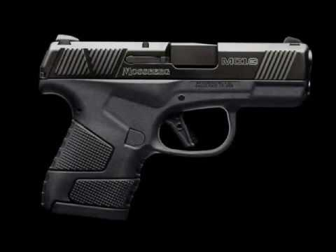 Mossberg MC1sc specs & takedown video