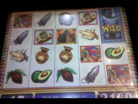 Mayan Sun Slot Jackpot - 50 Free Spins