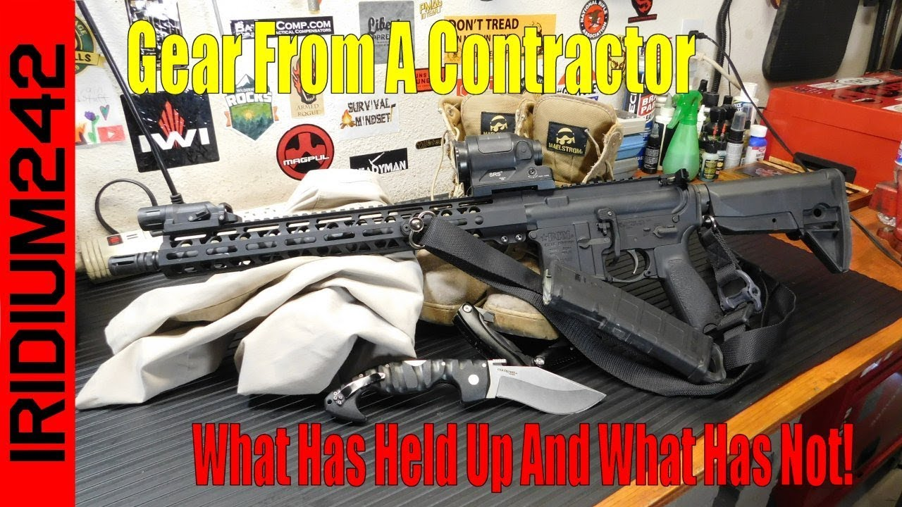 Gear From A Contractor: What Has Held Up And What Has Not