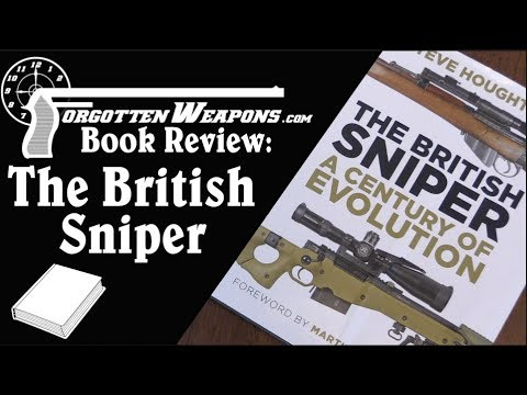 Book Review: The British Sniper - A Century of Evolution
