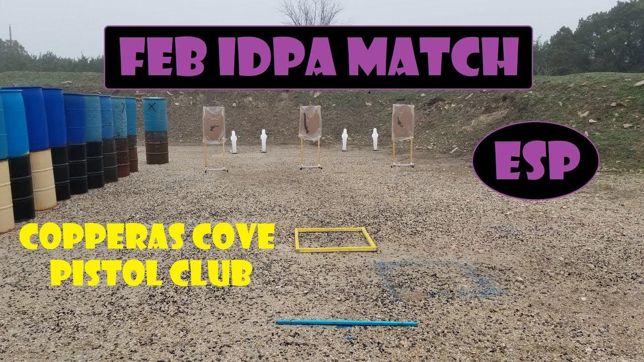 Polymer80 Glock34 Gen3 IDPA @ CCPC Feb 2019