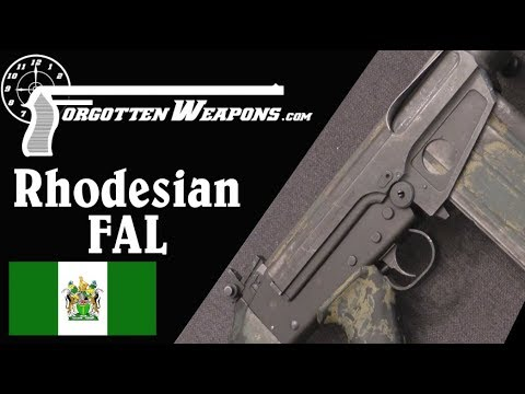 Rhodesian FAL - with Larry Vickers