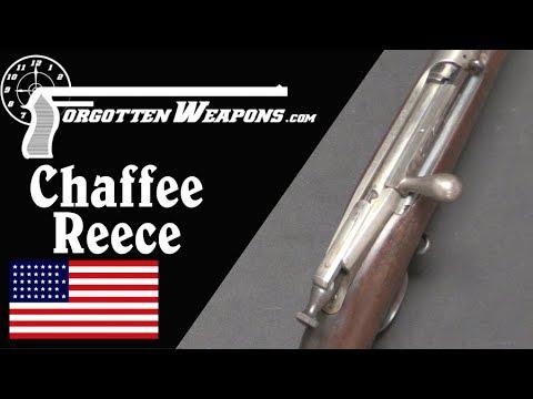Chaffee Reece Model 1882: A Good Idea on Paper...