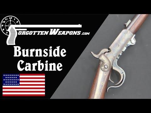 America's First Metallic Cartridge: The Burnside Carbine