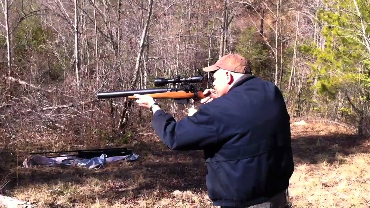 45 Integral Rifle