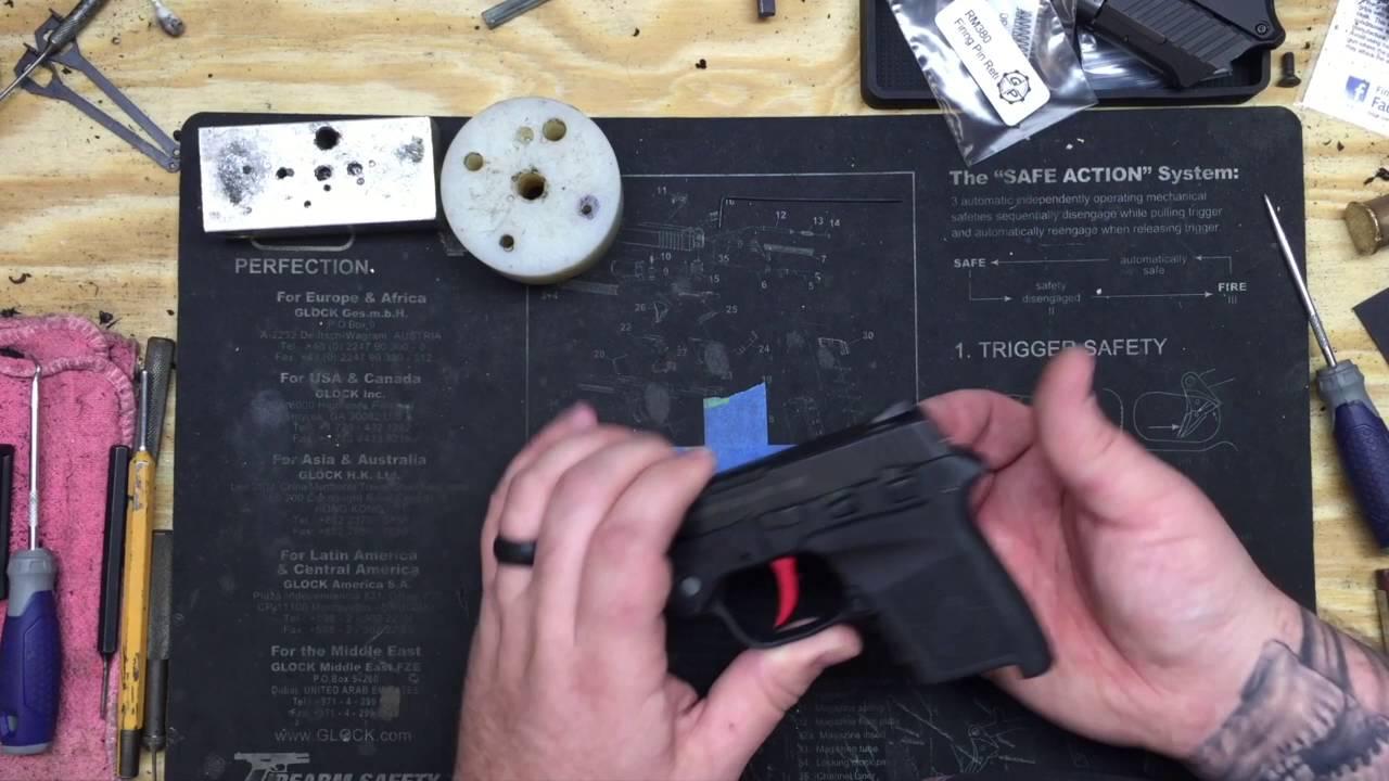 Short Stroke Trigger Kit Adjustment