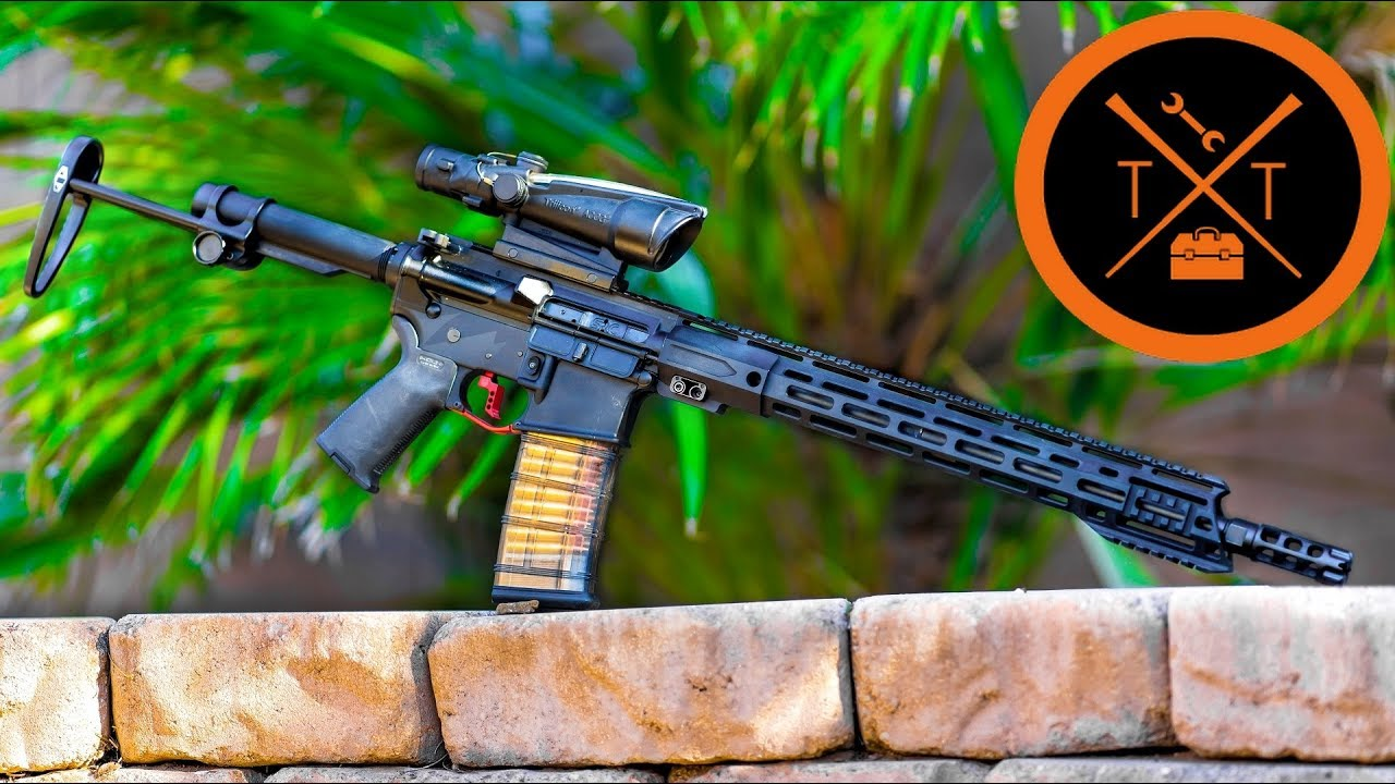 TOP 5 AR-15 Accessories 2019 // Mods To Do First (Links & COUPONS)