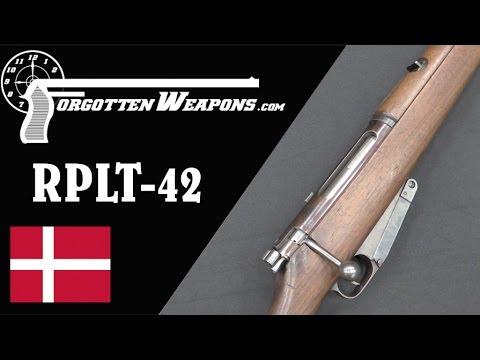 Schultz & Larsen RPLT-42: Danish Occupation Rifle
