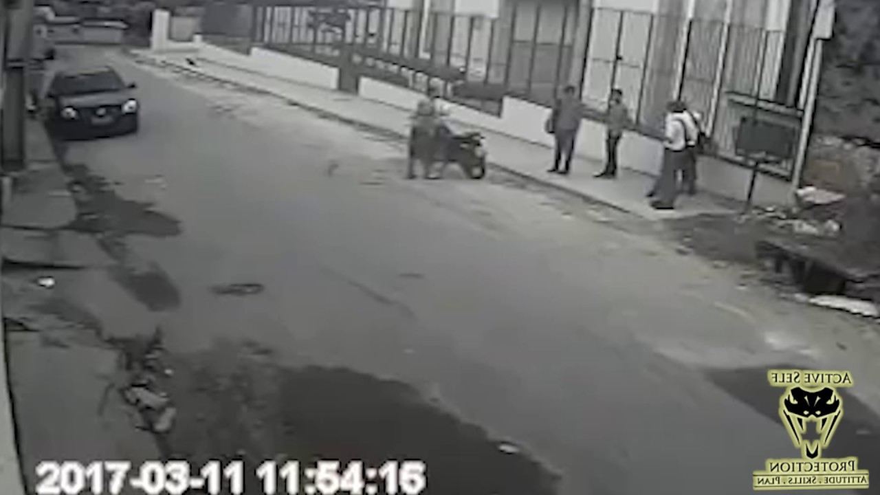 Mormon Missionary Beats the Celestial Crap out of Armed Robbers   Active Self Protection