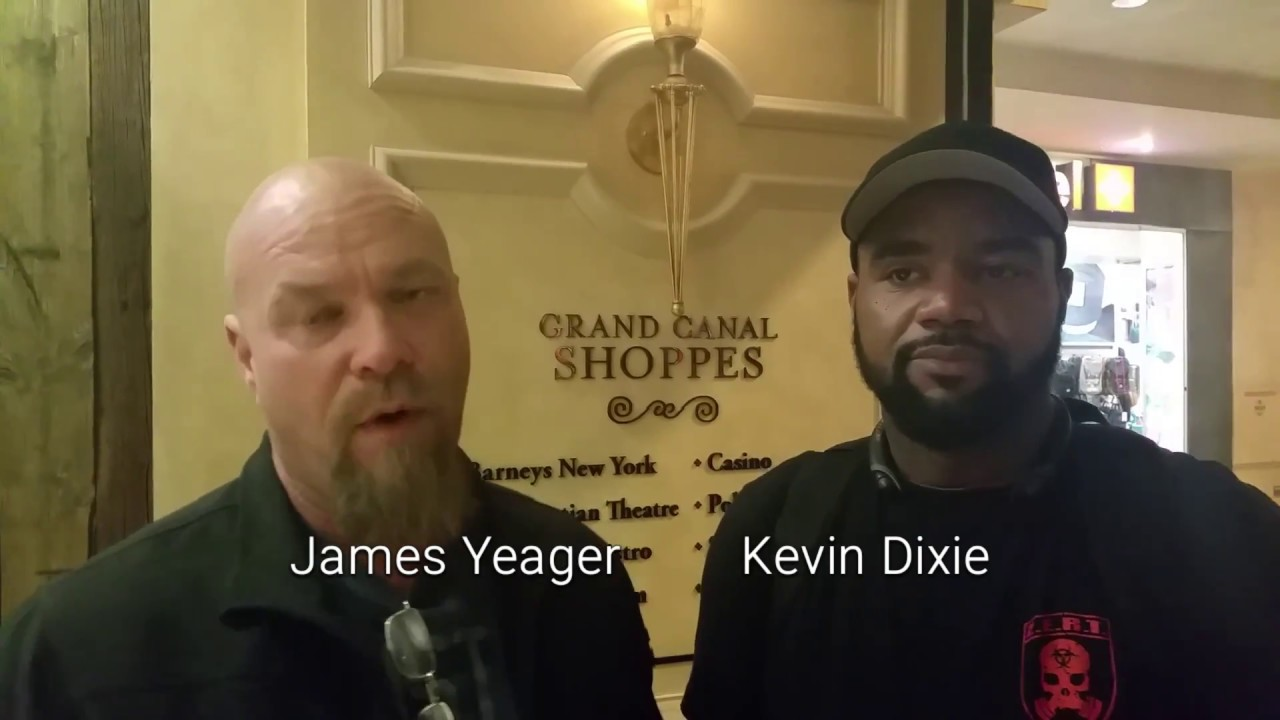 Chatting with James Yeager at Shot Show 2017