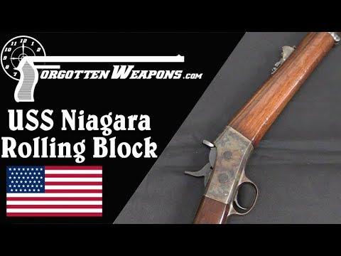 Strange History: A Remington Rolling Block From the USS Niagara