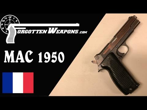 MAC 1950: Disassembly & History