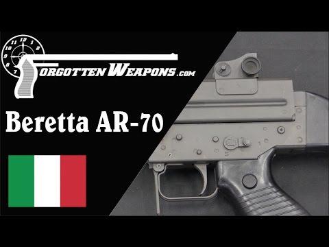 The Beretta AR70