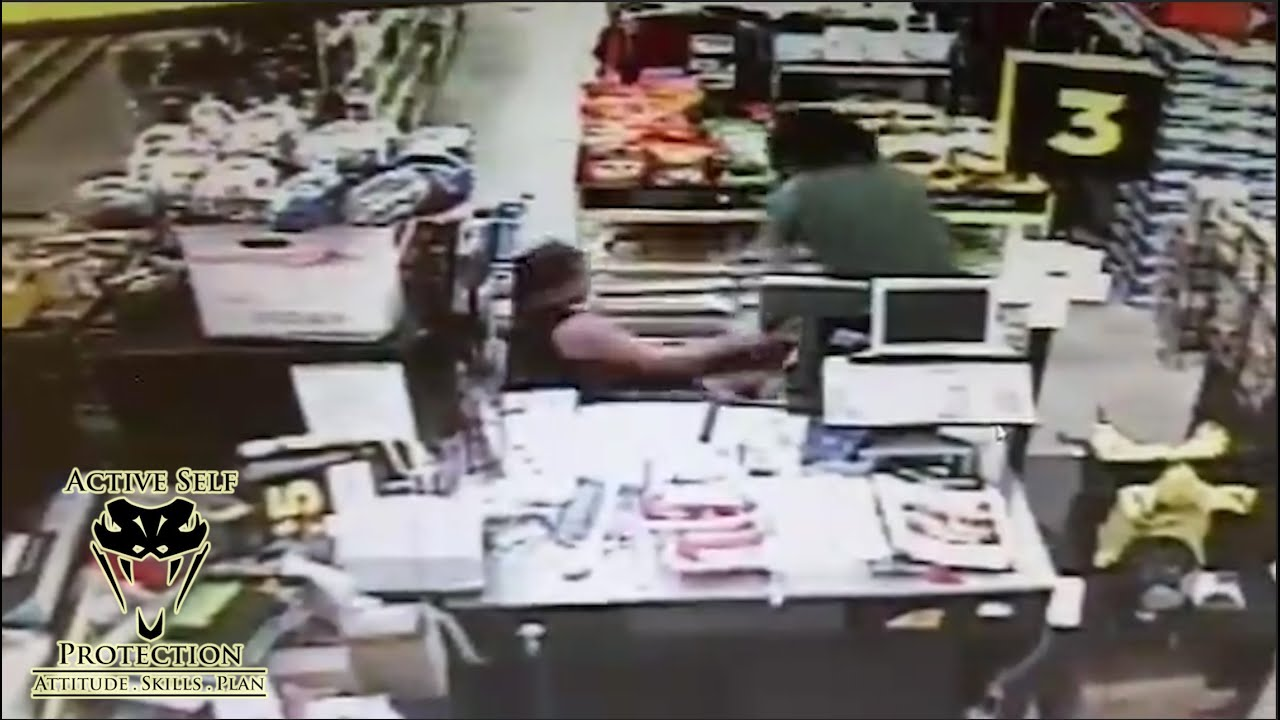 Attempted Kidnapping Caught on Camera