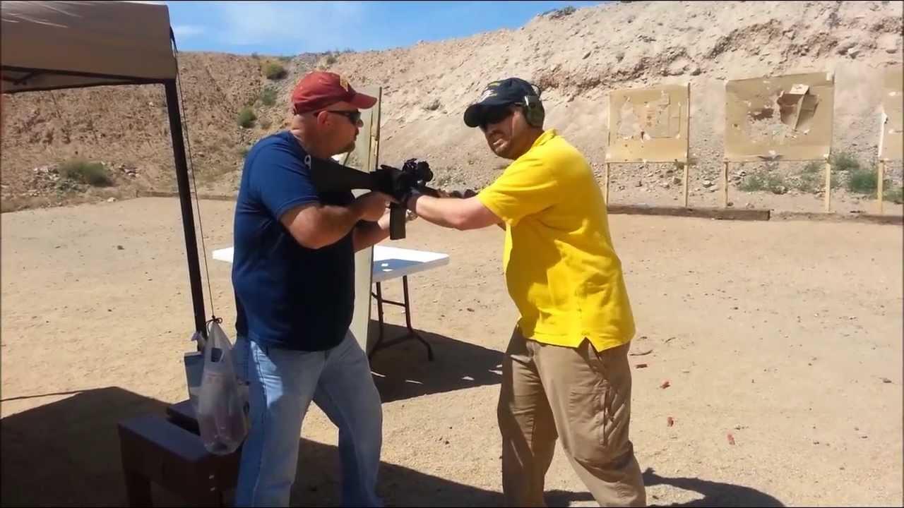 Active Shooter Scenario: How to Stop an AR-15