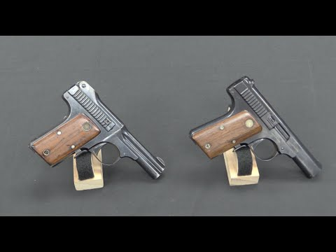 Smith & Wesson Model 1913 Automatic Pistols