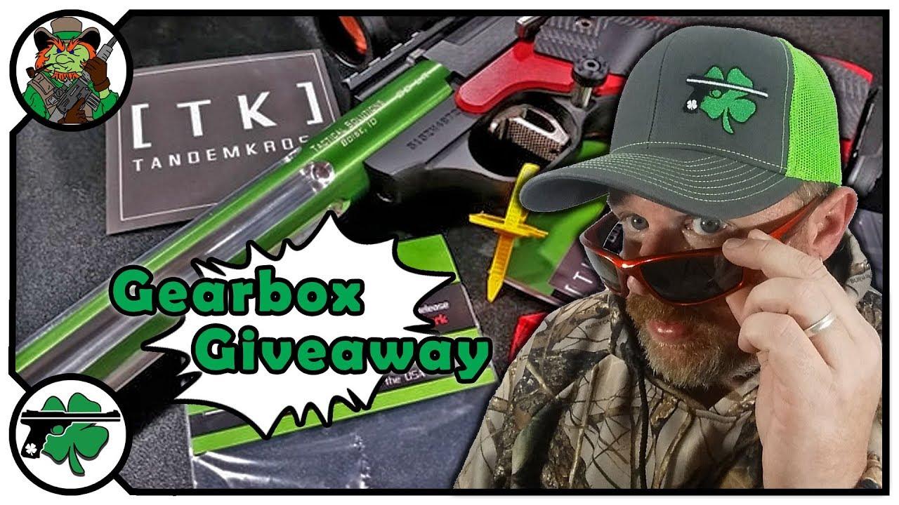 Tandemkross Browning Buckmark Gearbox Giveaway