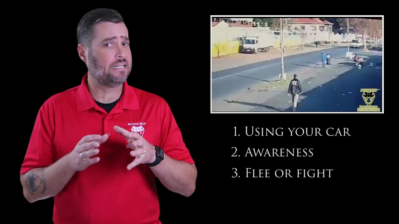 Multiple Videos Show Successful Carjacking Defense | Active Self Protection