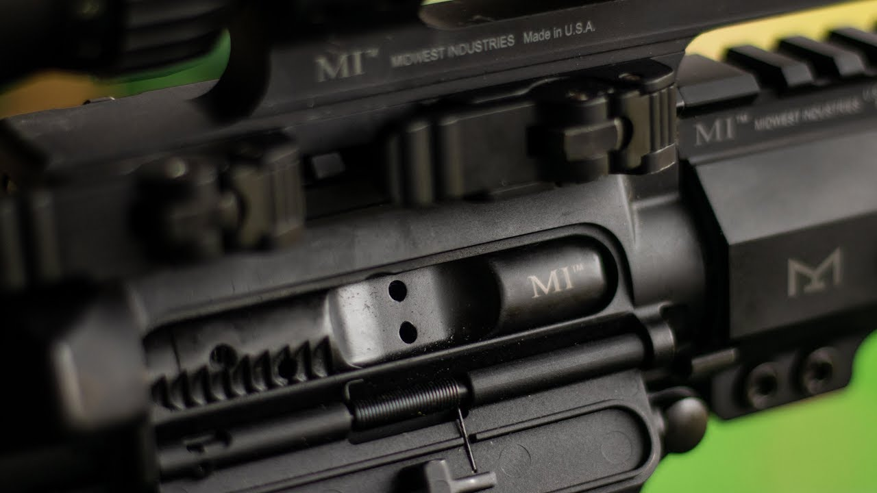 Midwest Industries BCG Review