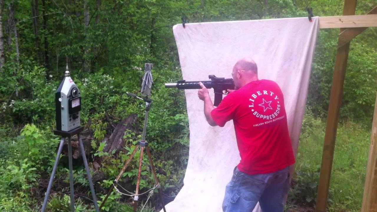 New AR15 silencer