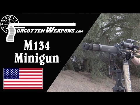 M134 Minigun: The Modern Gatling Gun