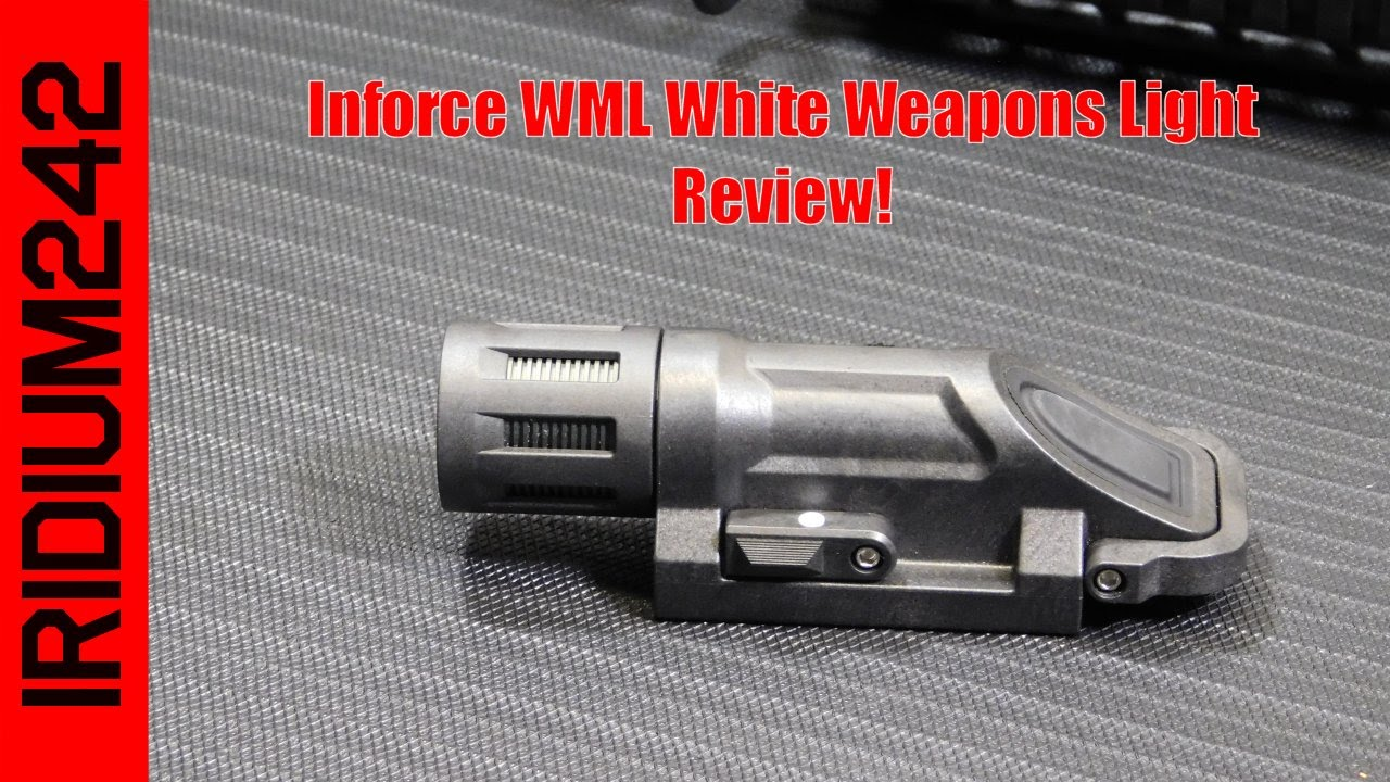 Inforce WML Weapons Light