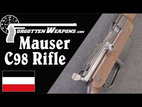 Mauser C98: The System That Cost Paul Mauser an Eye