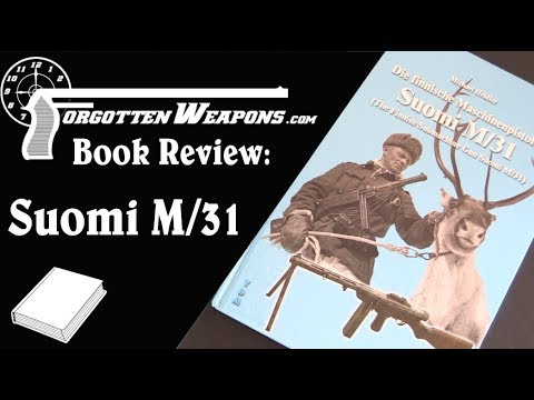 Book Review: The Suomi M/31 by Michael Heidler