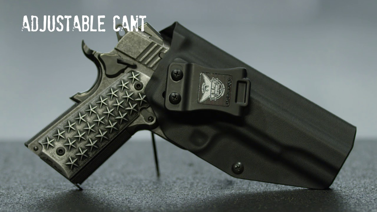 We The People Holsters Custom Made Concealed Carry Holsters