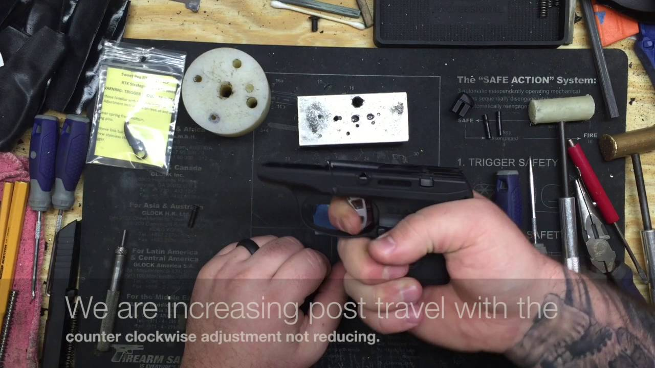 LCP Sweet Pea Trigger Install 1
