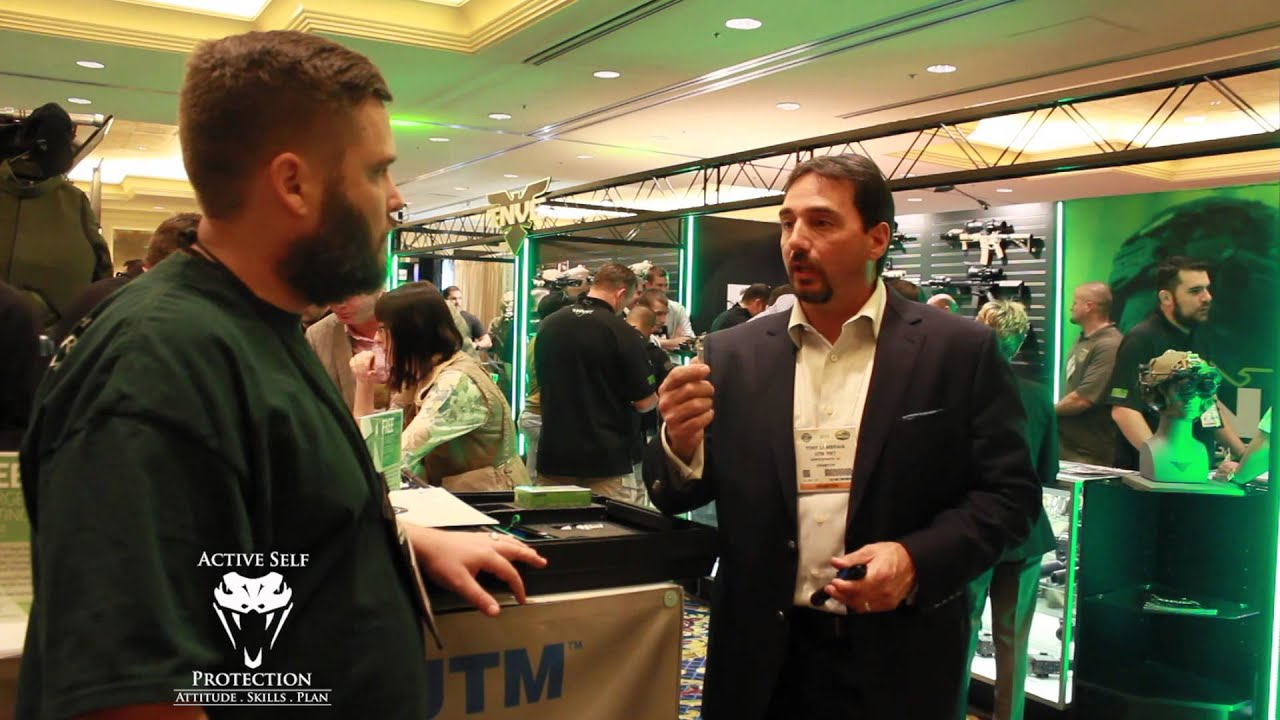 SHOT Show 2015 Interview: UTM Civilian Target Ammunition