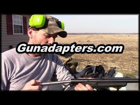 12ga shotgun adapter how far can you shoot consistently 180yards