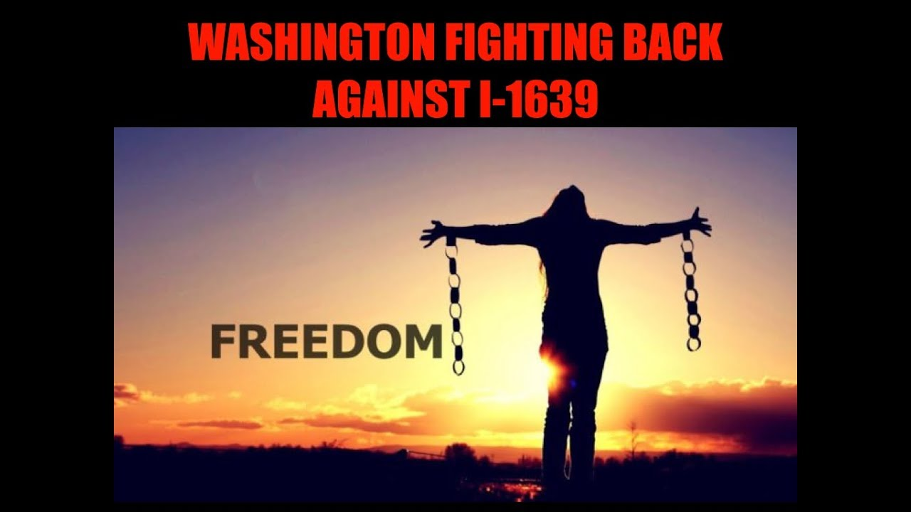 Washington Gun Control Law Meeting Harsh Resistance