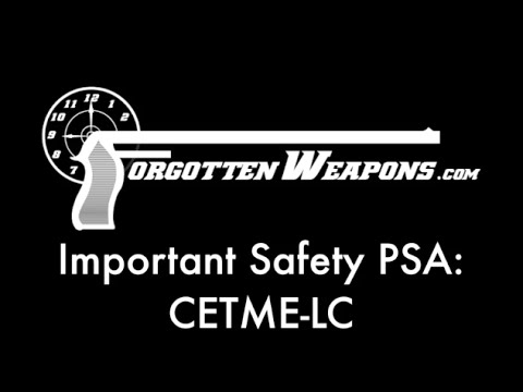 Runaway CETME-LC: Safety PSA