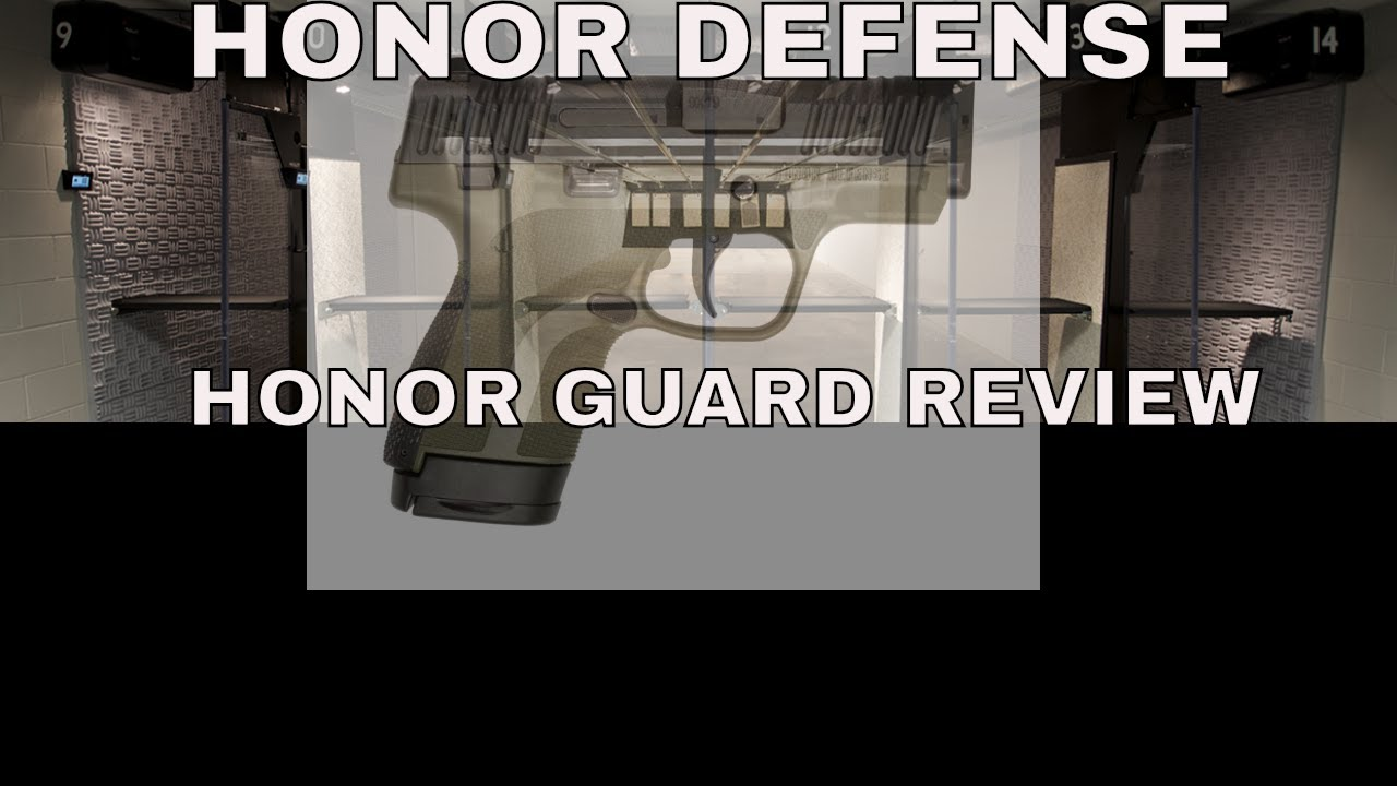 HONOR GUARD FULL REVIEW