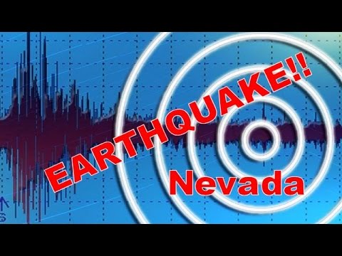 Earthquake In Nevada